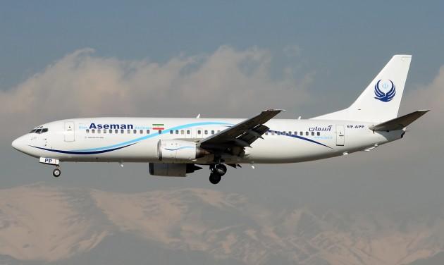 Iránba szállít a Boeing