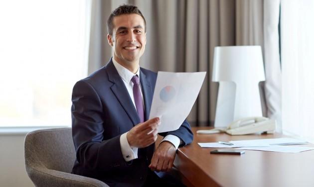 Kiút a válságból: szállodai szobából iroda?