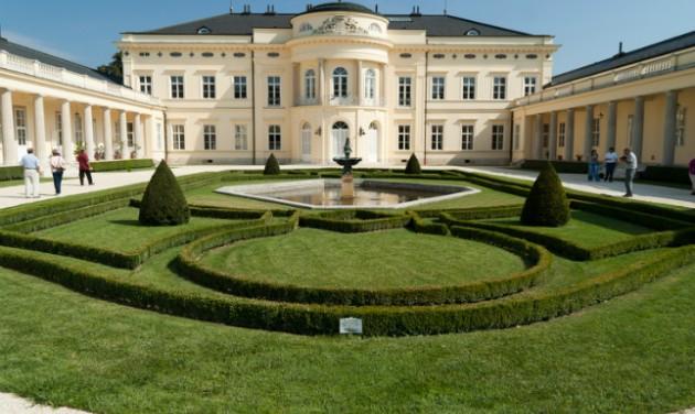 Hamarosan kezdődhet a fehérvárcsurgói kastély turisztikai célú fejlesztése