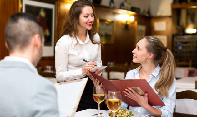 Ágazati bértámogatás: első helyen a vendéglátás