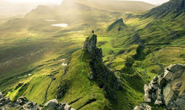 Turistaadó bevezetését fontolgatja egy skót sziget