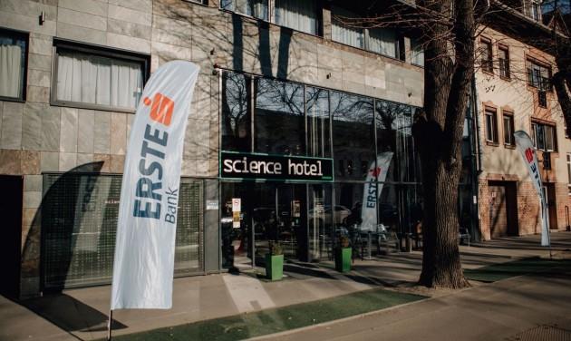 Titkos tipp: rendezvény a Science Hotelben