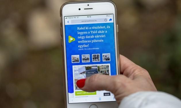 Újabb interaktív kampányba fogott Sárvár