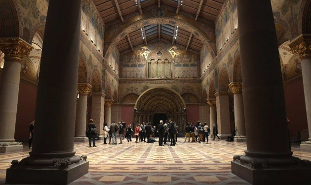 Októbertől látogatható a megújult Szépművészeti Múzeum