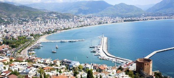Zuhan a törökországi idegenforgalom