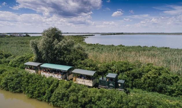Csodás Magyarország: Délibábos Hortobágyon