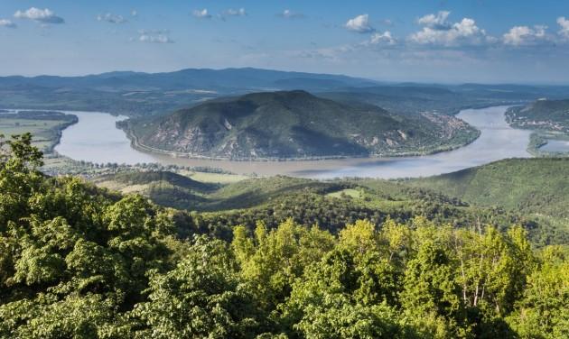 Csodás Magyarország: Kilátás a Dunakanyarra