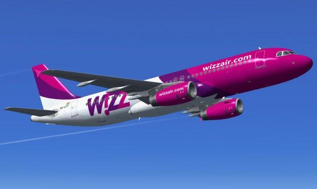 Növekedés a Wizz Air romániai járatain