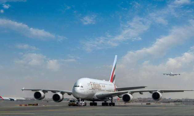 Lassan újra a járvány előtti kapacitásokkal repül az Emirates