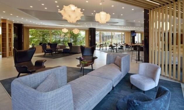Folytatódik a felújítás a margitszigeti szállodában
