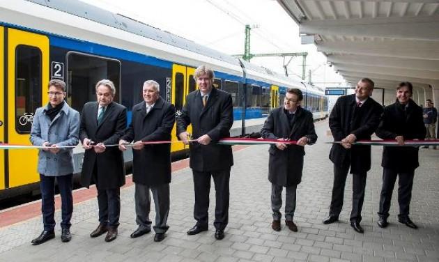 Elkészült a székesfehérvári vasútállomás felújítása