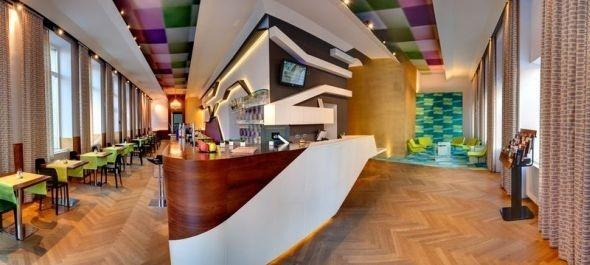 Új szállodai dizájntrendek Bécsben