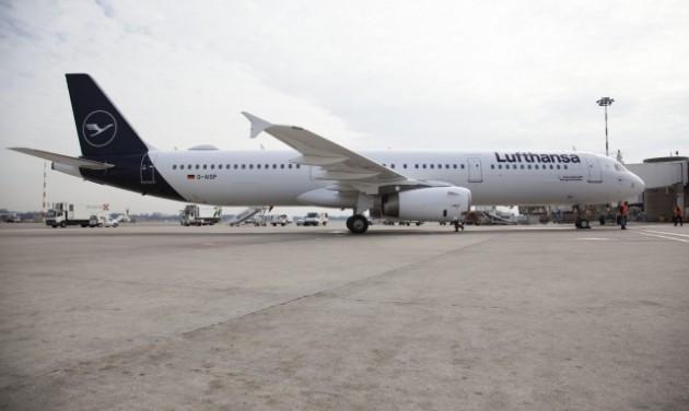 Lufthansa: rekordszámú utas, további bővítések