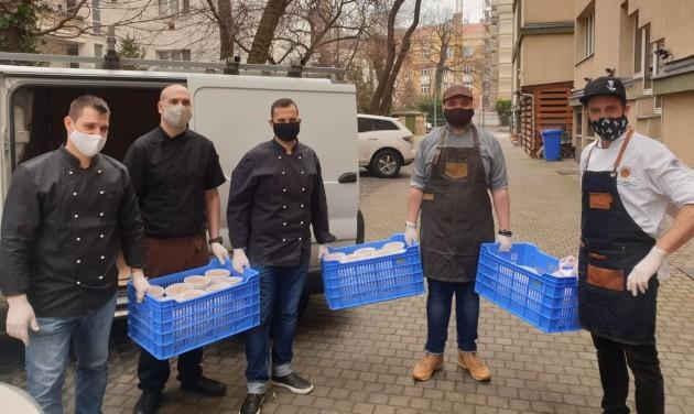 Újra jótékonysági főzést szervez a HotelHero, már vidéken is