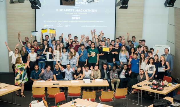 AccorHotels Hackathon Budapesten