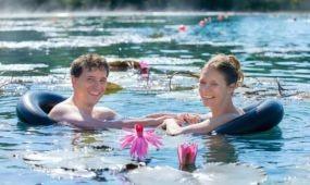 Tavaly is meghaladta az egymilliót a hévízi vendégéjszakák száma