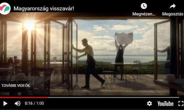Magyarország visszavár – elindult az MTÜ belföldi kampánya