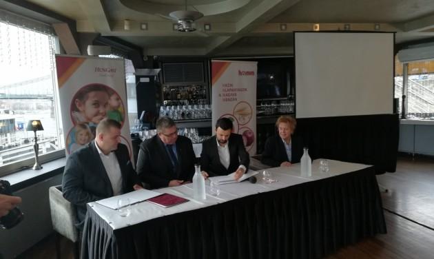 A Hungast Csoport elnyerte a Magyar Szolgáltatás Védjegyet