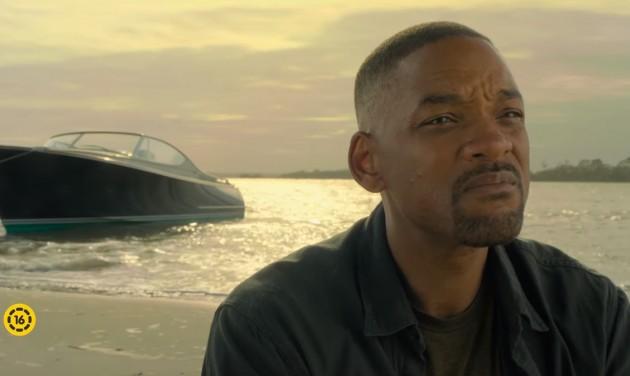 Budapesten ünnepli új filmjét Will Smith (előzetes)