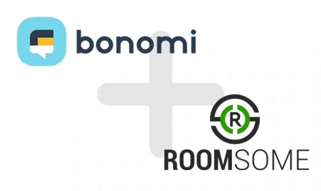 Minden vendég saját asszisztenst kaphat a Bonomi és a RoomSome integrációjával