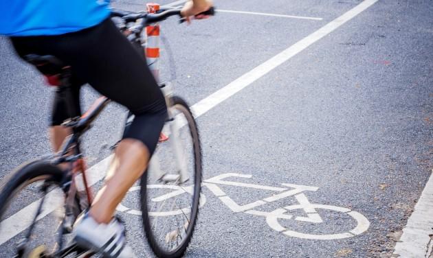 Újabb kerékpárutat építenek Lenti térségében