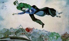 Vasúti kedvezménnyel a Chagall-kiállításra