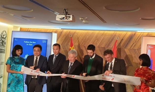 Budapestről már öt kínai város repülhető közvetlenül