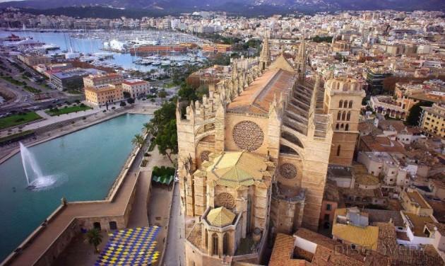 Agadir és Palma de Mallorca az Air France-szal