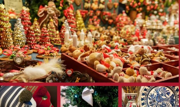 A karácsonyi vásár elmarad, de a kézműves termékek megvásárolhatók