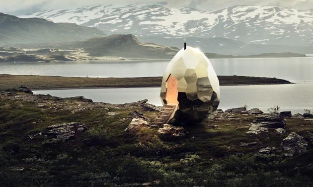 Aranytojás az Északi-sarkon