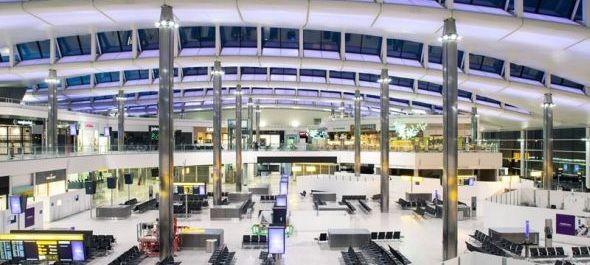 Megnyílt a Heathrow új terminálja