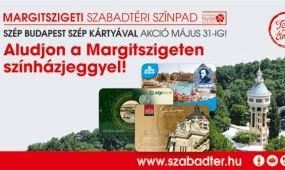 Becsomagolt kulturális élmény a Margit-szigeten