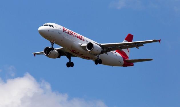 Újraindultak az Austrian Airlines járatai Bécs és Budapest között