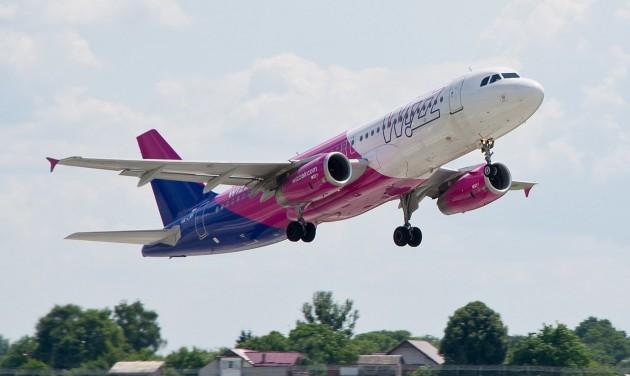 Az ukrajnai Zaporizzsjába indít járatot a Wizz Air