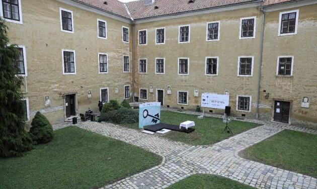 Kezdődik a mosonmagyaróvári vár turisztikai fejlesztése
