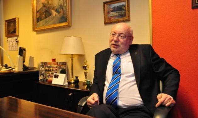 Nyugdíjba vonul Krausz György