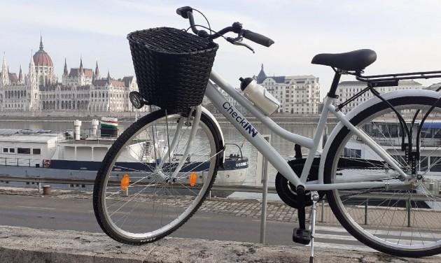 Egyedi kerékpárokat is kapnak a CheckINN győztesei