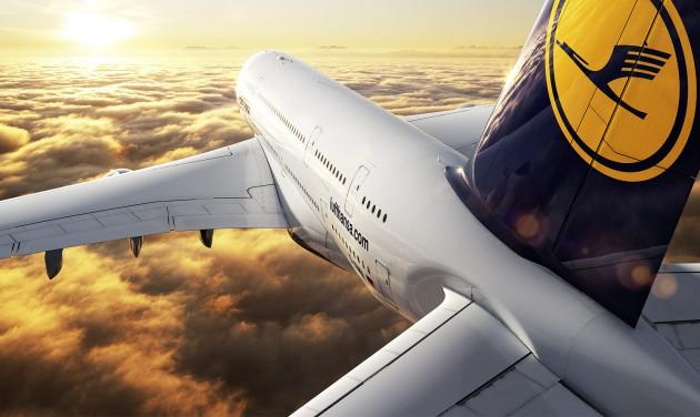 Új  Lufthansa-szolgáltatás a check-in pultnál