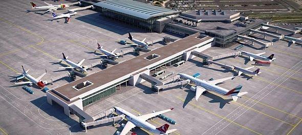 BUD 2020: 50 milliárdból fejleszt a repülőtér
