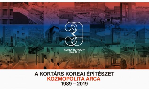 Dél-koreai építészeti kiállítás nyílik Budapesten