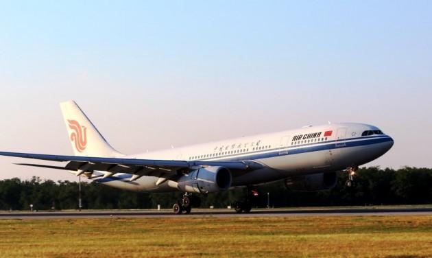 A cargo bővítéséről tárgyal a Budapest Airport Kínában