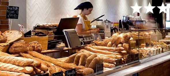 Ahol friss kenyér illata száll a lobbyban