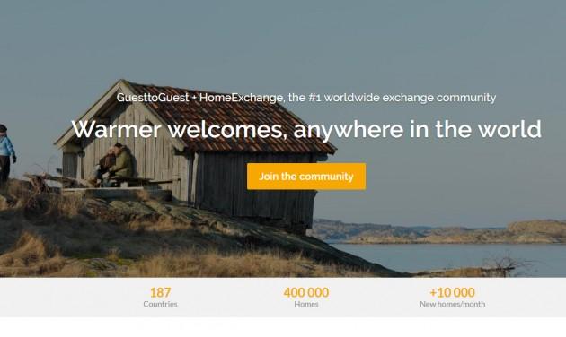 Közös platformon hét otthoncsere-közösség