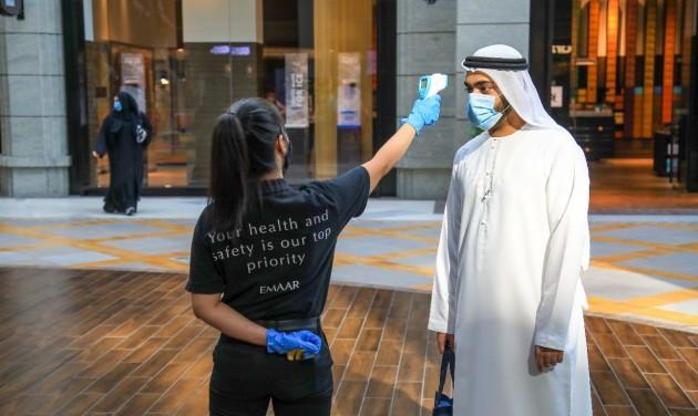 Szigorításokat vezettek be Dubajban