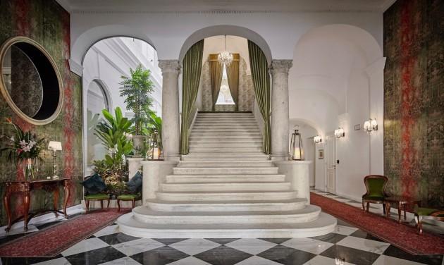 Nemzetközi dizájnverseny finalistái között a budapesti hotel
