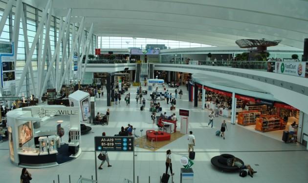 16 százalékkal nőtt a reptér utasforgalma augusztusban