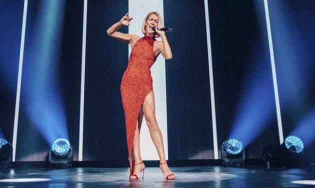 Celine Dion Budapesten