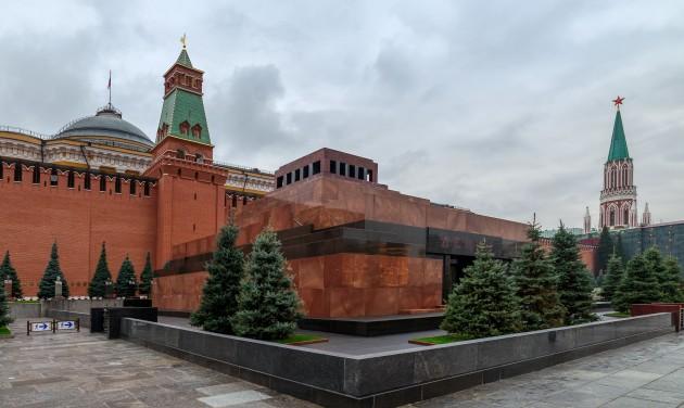 Ötletpályázatot írtak ki a Lenin-mauzóleum hasznosítására