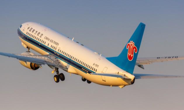 A China Southern Airlines lett a világ legnagyobb légitársasága