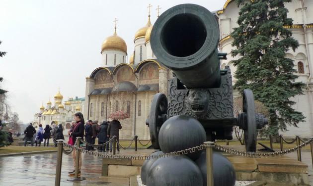 Moszkva: Wifis metróval a Megváltó Krisztushoz